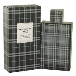 FRAGRANCE Burberry Brit Cologne 3.4 oz Eau De Toilette Spray