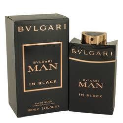 FRAGRANCE Bvlgari Man In Black Cologne 3.4 oz Eau De Parfum Spray