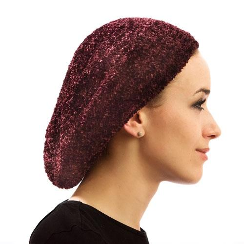 DaCee Designs Revaz Lined Chenille Snood