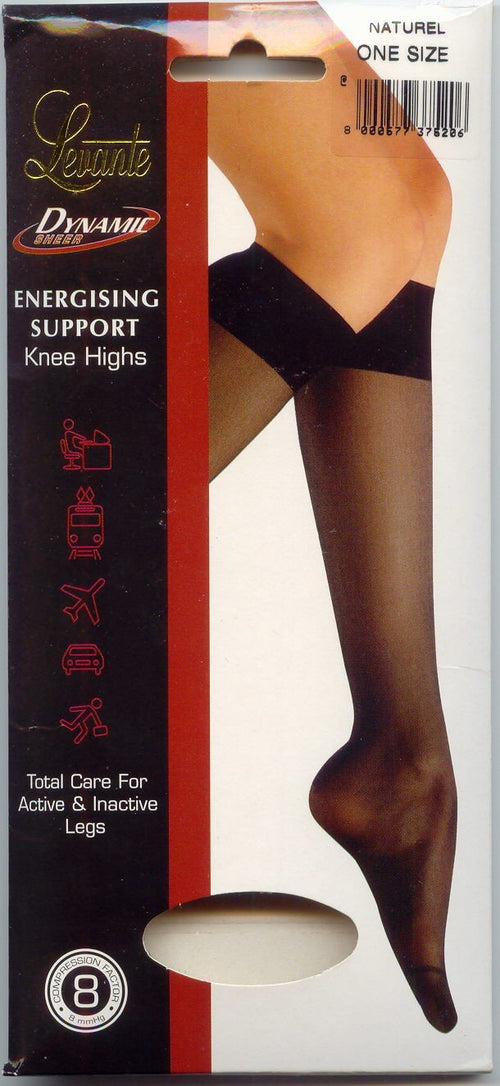 Levante 30  Dynamic Support Knee High 1 Size