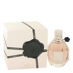 FRAGRANCE Flowerbomb Perfume 3.4 oz Eau De Parfum Spray