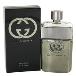 FRAGRANCE Gucci Guilty Cologne 3 oz Eau De Toilette Spray