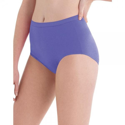 Hanes Women's Cotton Brief 10-Pack