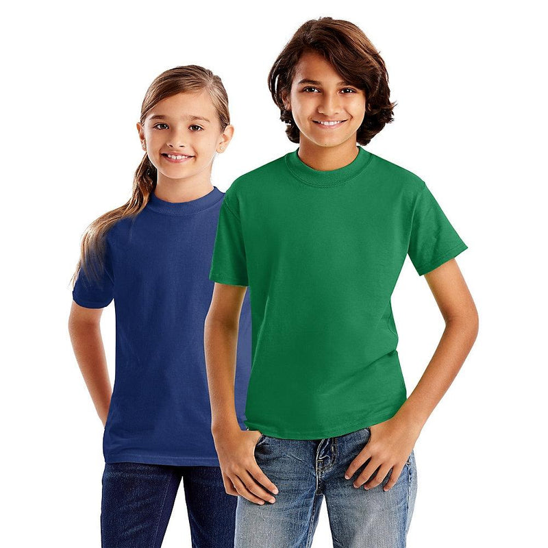 Hanes Kids' Beefy-T T-Shirt S17