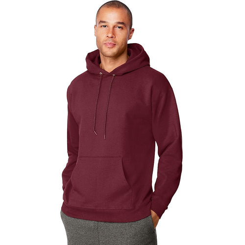 Hanes Men's Ultimate Cotton® Heavyweight Pullover Hoodie S17