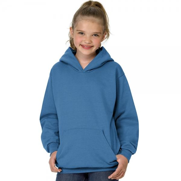 Hanes Youth ComfortBlend® EcoSmart® Pullover Hoodie S17