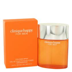 FRAGRANCE Happy Cologne 3.4 oz Cologne Spray