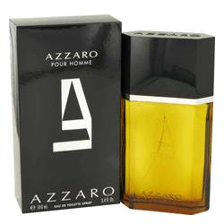 FRAGRANCE Azzaro Cologne 3.4 oz Eau De Toilette Spray