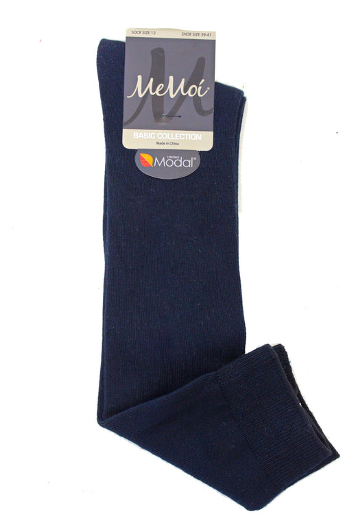 Memoi Modal Knee Sock