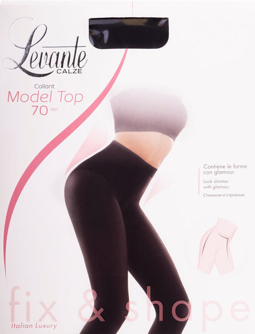 Levante Model Top 70 Black (Luxury Satin 60 CT)
