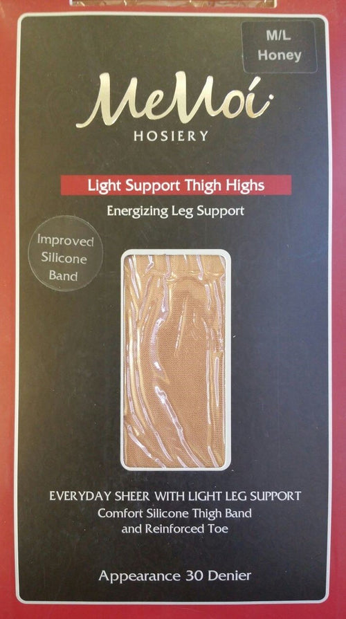 Memoi Light Support Thigh High 30