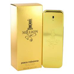 FRAGRANCE 1 Million Cologne 3.4 oz Eau De Toilette Spray