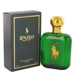 FRAGRANCE Polo Cologne By RALPH LAUREN FOR MEN 4 oz Eau De Toilette / Cologne Spray