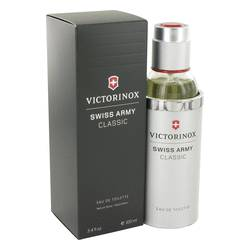 FRAGRANCE Swiss Army Cologne 3.4 oz Eau De Toilette Spray