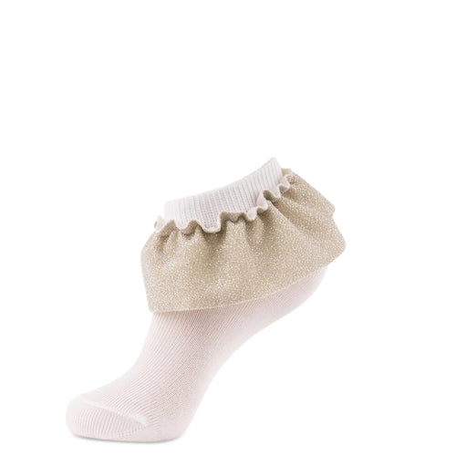 JRP Glitz Lace Anklet Girl's Socks