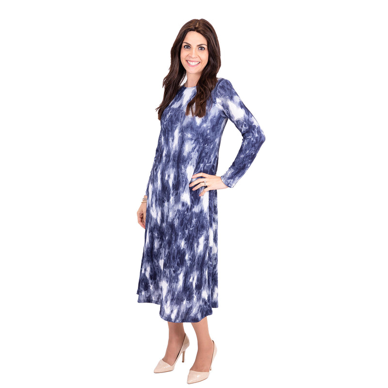 Ontario Tie Dye Women's Dress