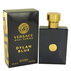 FRAGRANCE Versace Pour Homme Dylan Blue Cologne 3.4 oz Eau De Toilette Spray