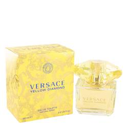 FRAGRANCE Versace Yellow Diamond Perfume 3 oz Eau De Toilette Spray