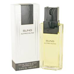 FRAGRANCE Alfred Sung Perfume 3.4 oz Eau De Toilette Spray