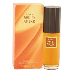 FRAGRANCE Wild Musk Perfume 1.5 oz Cologne Spray