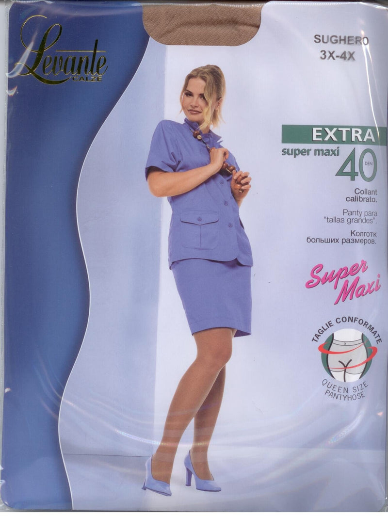 Levante 40 Extra Sheer Maxi Support