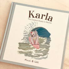 Karla the Koala book