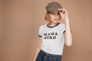 Mama Bird Fitted Tee