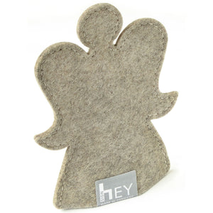 Decorative Angel in Light Grey by Hey-Sign 301151507 Standing