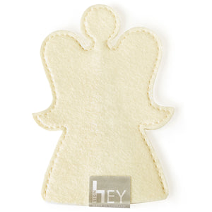 Decorative Angel in White by Hey-Sign 301151503 from Top