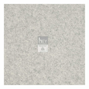Round Felt Placemat in Marble by Hey-Sign 300153506 looking at Closeup-Label