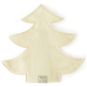 Decorative Tree in White by Hey-Sign 301143003 from Top