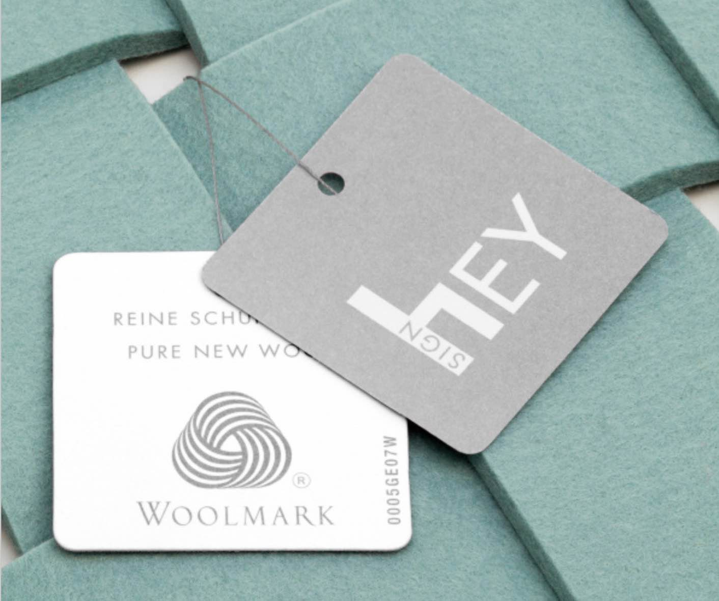 Woolmark Label Hey-Sign 3010811