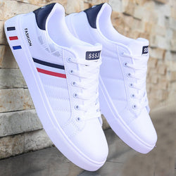Spring New Casual Shoes Men's Trend Breathable Men's Shoes