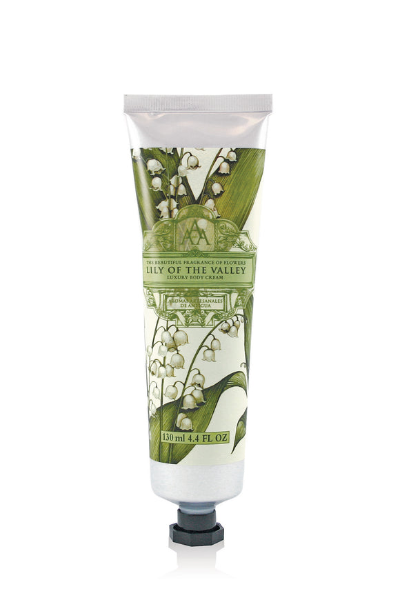 AAA Lily of the Valley Body Cream 130ml