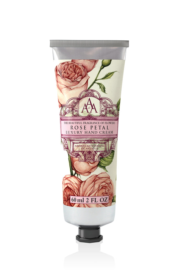 AAA Rose Petal Hand Cream 60ml