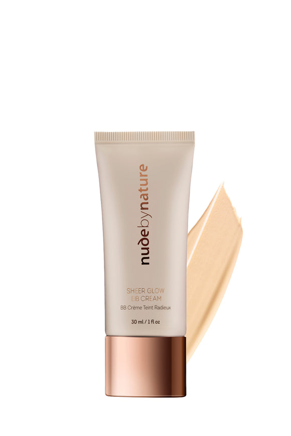 Nude By Nature 100% Natural Sheer Glow BB Cream 30ml