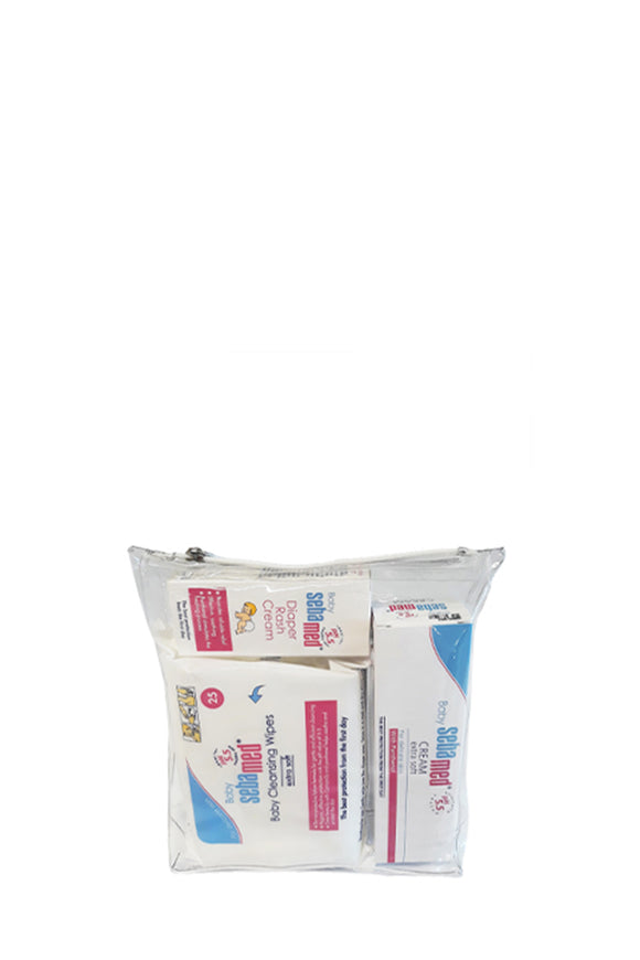 NEW! Baby Sebamed Change Time Pack
