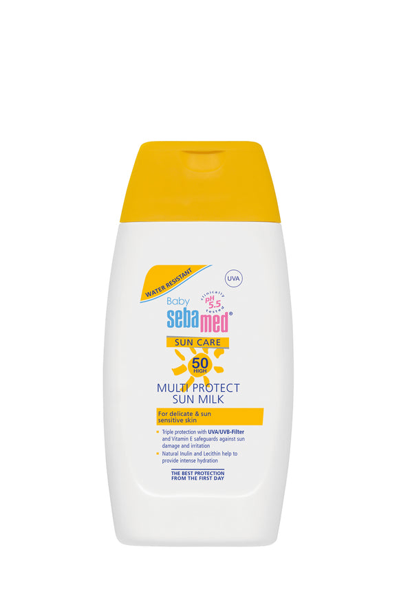 Baby Sebamed Sun Milk SPF 50 200ml