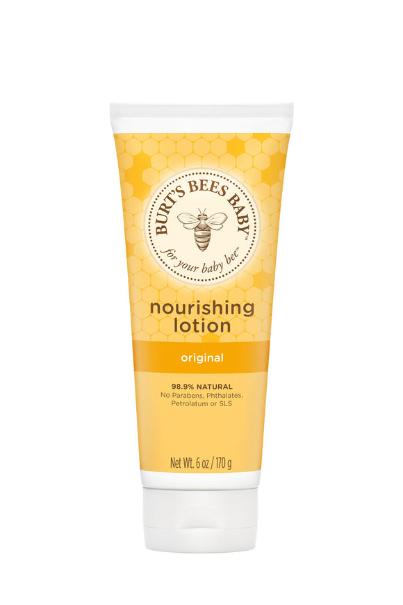 Burt's Bees Baby Bee Nourishing Lotion 170g
