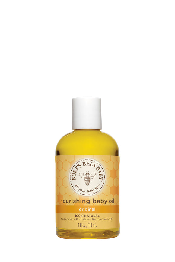 Burt's Bees Baby Bee Nourishing Oil 118ml