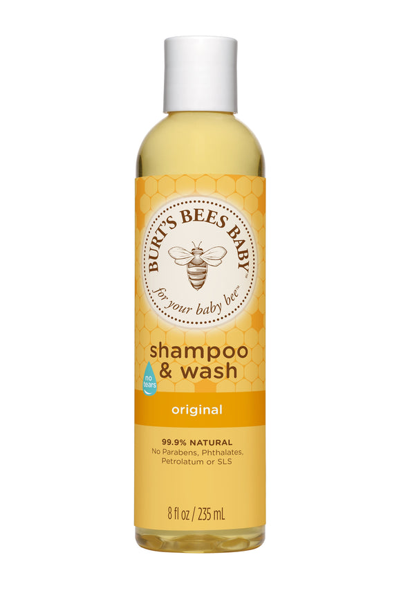 Burt's Bees Baby Bee Shampoo/Wash 236ml