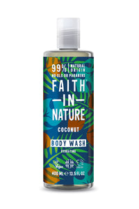 Faith in Nature Coconut Body Wash 400ml