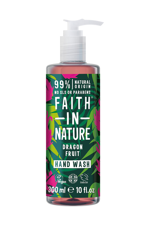 Faith in Nature Dragon Fruit Hand Wash 300ml