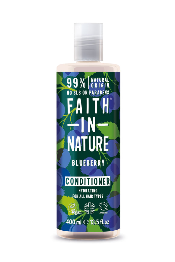 Faith in Nature Blueberry Conditioner 400ml