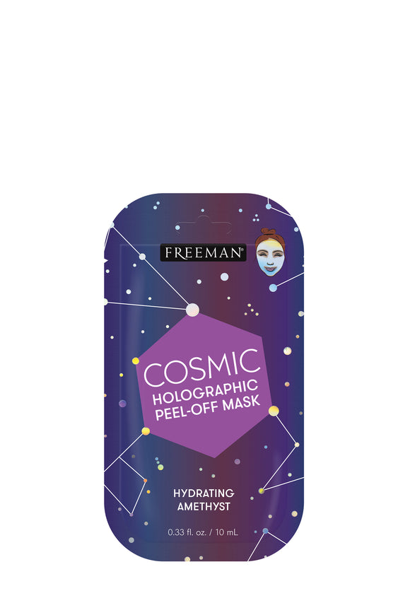 Freeman Cosmic Holographic Peel Off Mask - Hydrating Amethyst 10ml