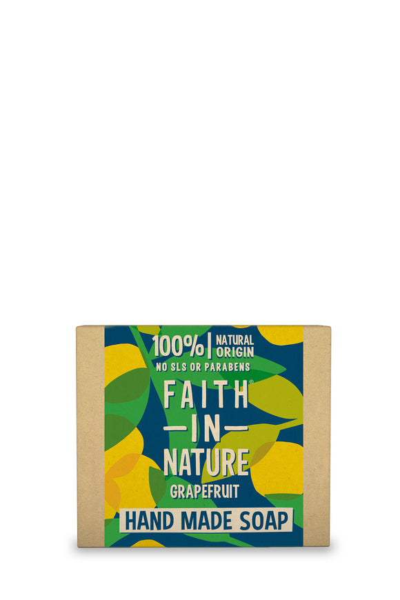 Faith in Nature Grapefruit Soap 100g