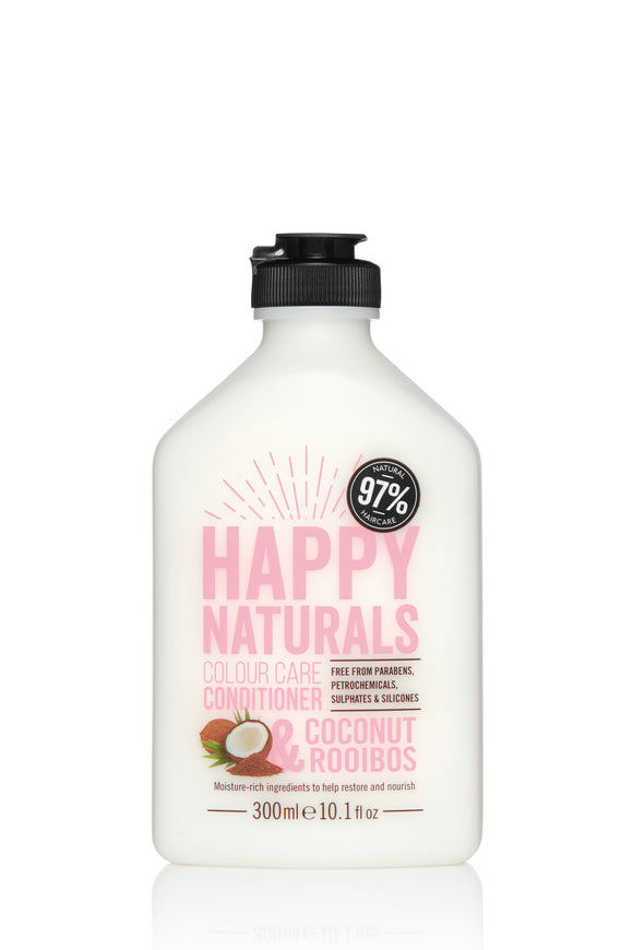 Happy Naturals Colour Care Coconut & Rooibos Conditioner 300ml