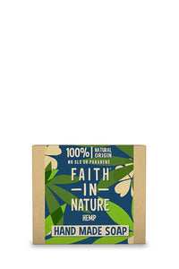 Faith in Nature Hemp Soap 100g