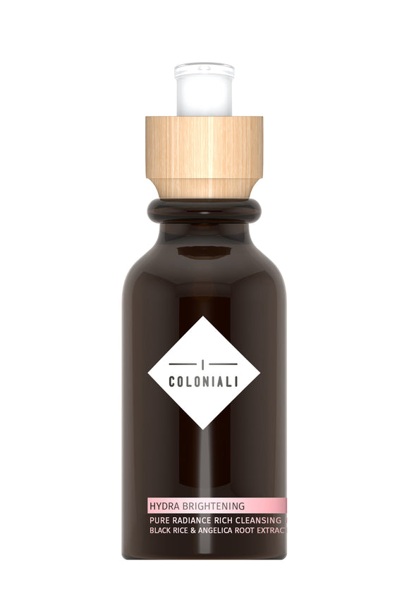 I Coloniali Pure Radiance Rich Cleansing Milk 200ml