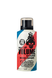 Johnny's Chop Shop Max Up Volume Mousse 150ml